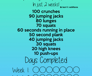 healthy and workout image