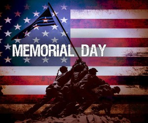 memorial day and america image