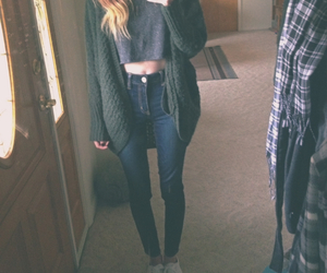 clothes, girl, and grunge image