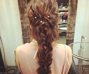 hairstyle, pastel, and cute image