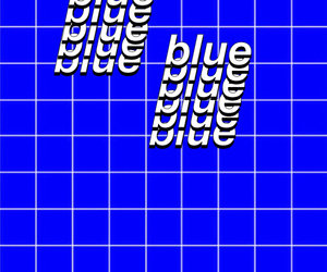aesthetic and blue image