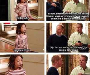 lily and modern family image