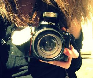 camera, summer, and fun! image