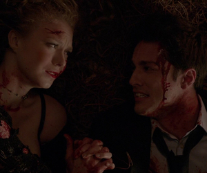 tvd, penelope mitchell, and michael trevino image