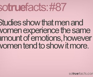 emotions, men, and women image