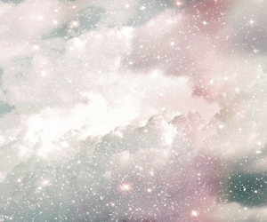 clouds, pastel, and sky image