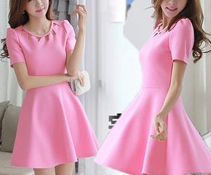 fashion, girl, and korea image