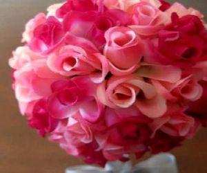 diy, flower, fashion image