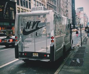 nike, nyc, and city image
