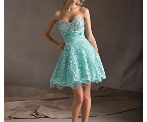 cocktail dress, prom dress, and princess image