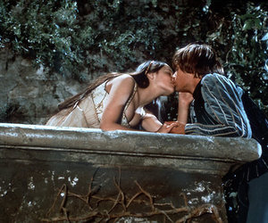 kiss and romeo and juliet image