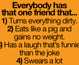 friends, funny, and true image