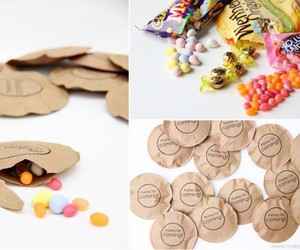 candy, diy, and gift image