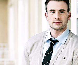 chris evans, actor, and captain america image