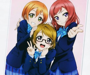 anime and love live! image