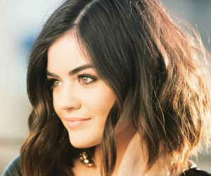 lucy hale, beauty, and hair image