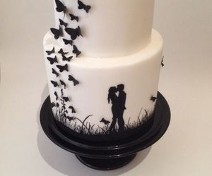 boda, yummy, and cake image