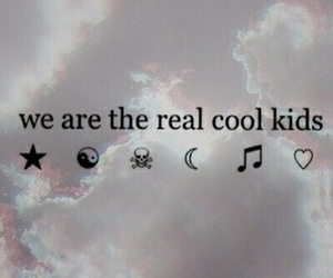 cool, grunge, and kids image