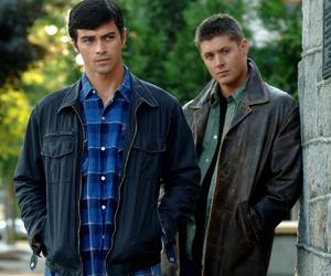 supernatural, dean, and john image