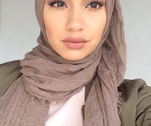 arab, eyebrows, and face image