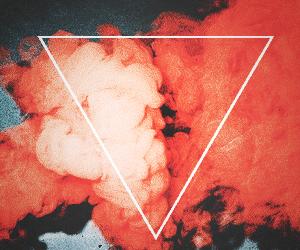header, smoke, and red image