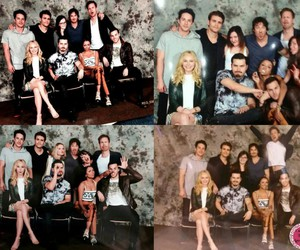 vampire, tvd, and caroline forbes image