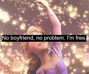 boyfriend, freedom, and problem image