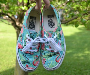 vans, shoes, and summer image