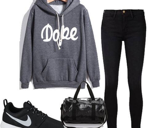 clothes, outfit, and dope image