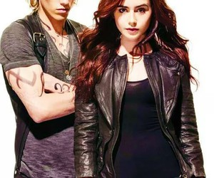 lily collins, the mortal instruments, and jace wayland image