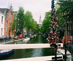 amsterdam, capital, and beautiful image