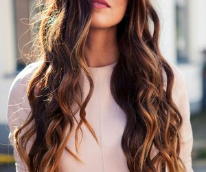 hair, beauty, and hairstyle image