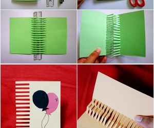 art, Easy, and card image