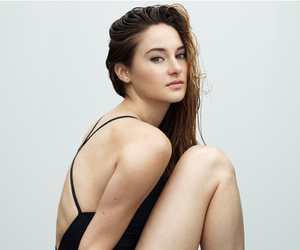 actress, divergent, and fashion image