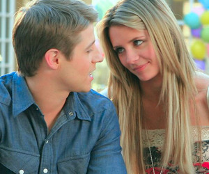 the oc, couple, and love image