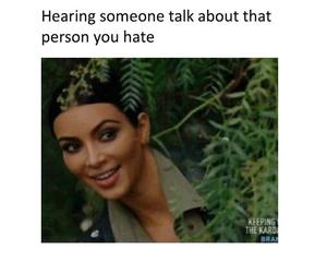 funny and kim kardashian image