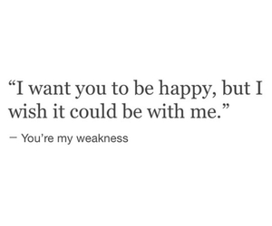 alone, with or without you, and happiness image
