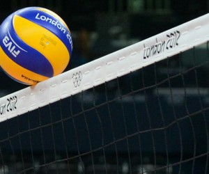 ball, mini heart attack, and volleyball image