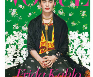 fashion, Frida, and model image
