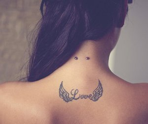 wing tattoo image