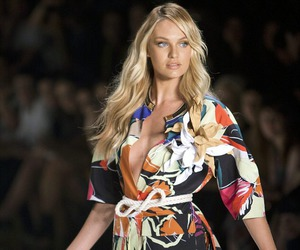 candice swanepoel, fashion, and Victoria's Secret image
