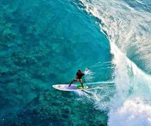 surf, sea, and beach image