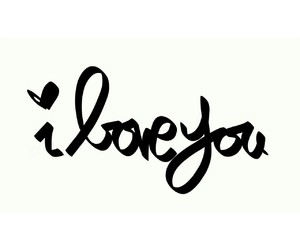 iloveyou, ily, and love image