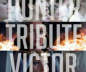 tribute, victor, and hunter image