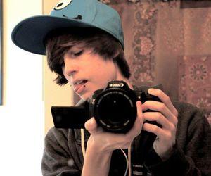 boy, jeydon wale, and camera image
