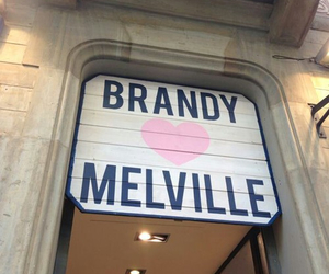 tumblr, brandy melville, and shop image
