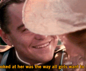 Leonardo di Caprio, quotes, and the great gatsby image