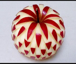 apple and art image
