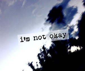 mcr, my chemical romance, and i'm not okay image
