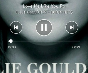 christian, Ellie Goulding, and grey image